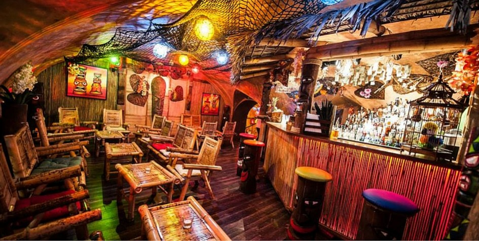 Rumpus Tiki bar