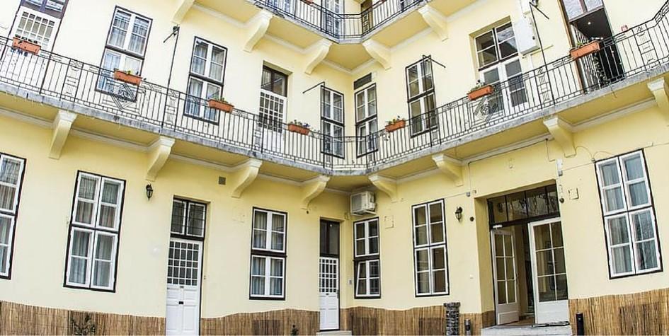 hôtels à budapest