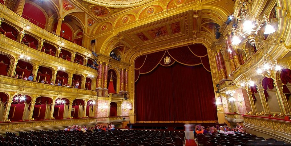 L'Opéra d'État Hongrois