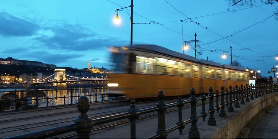 transports à budapest